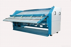 Bedsheet folding machine(hotel,hospital)