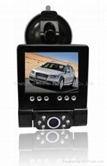 2.8TFT 120 degree LCD HD Traffic recorder car driving camera recording