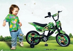 CHILDREN MOTOR BICYCLE