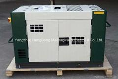 12KVA Silent Diesel Generator