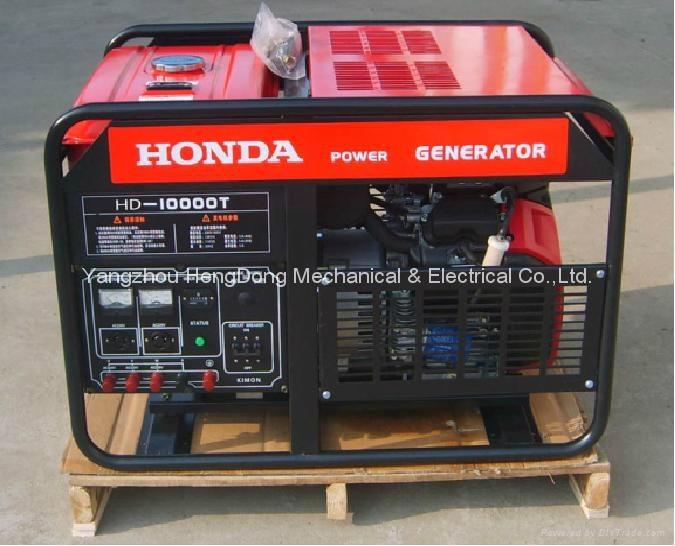 12kw Gasoline Generator With Honda Engine ...