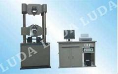 微机控制电液伺服  材料试验机