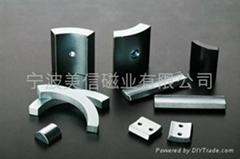 燒結釹鐵硼磁鋼