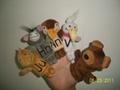 plush finger puppet 1