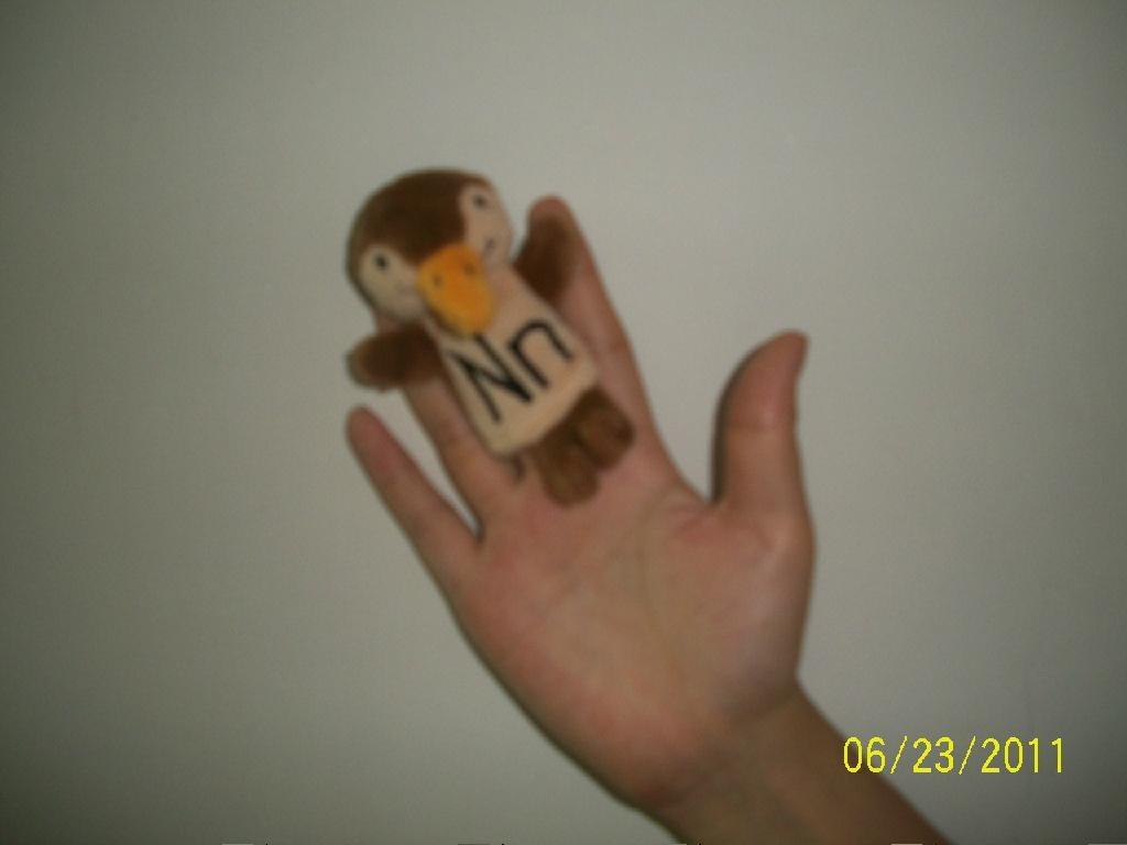 plush finger puppet 3
