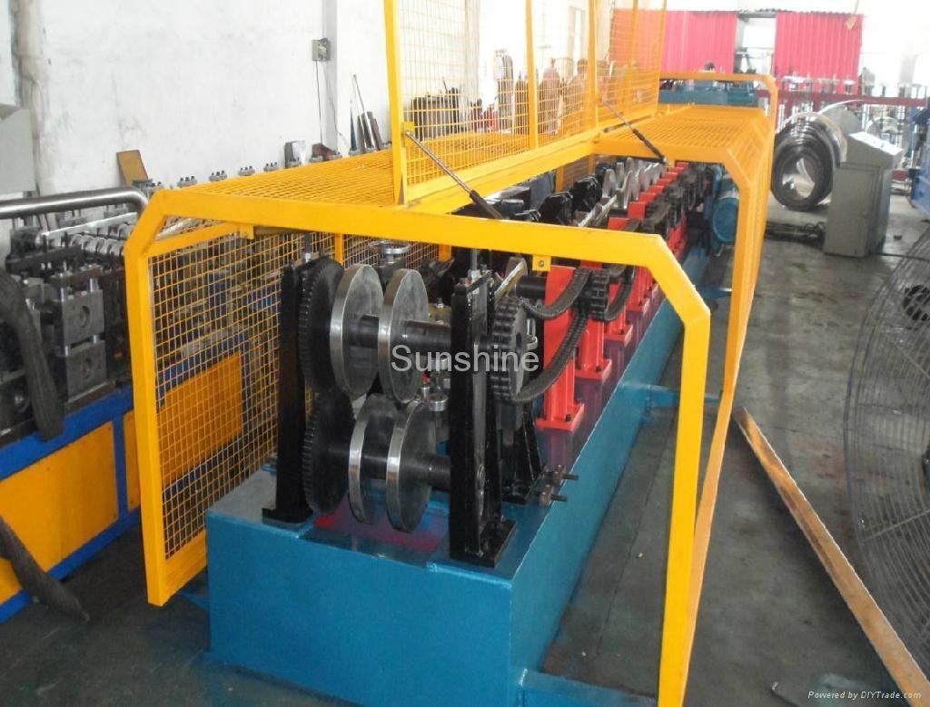 z purlin roll forming machine 1