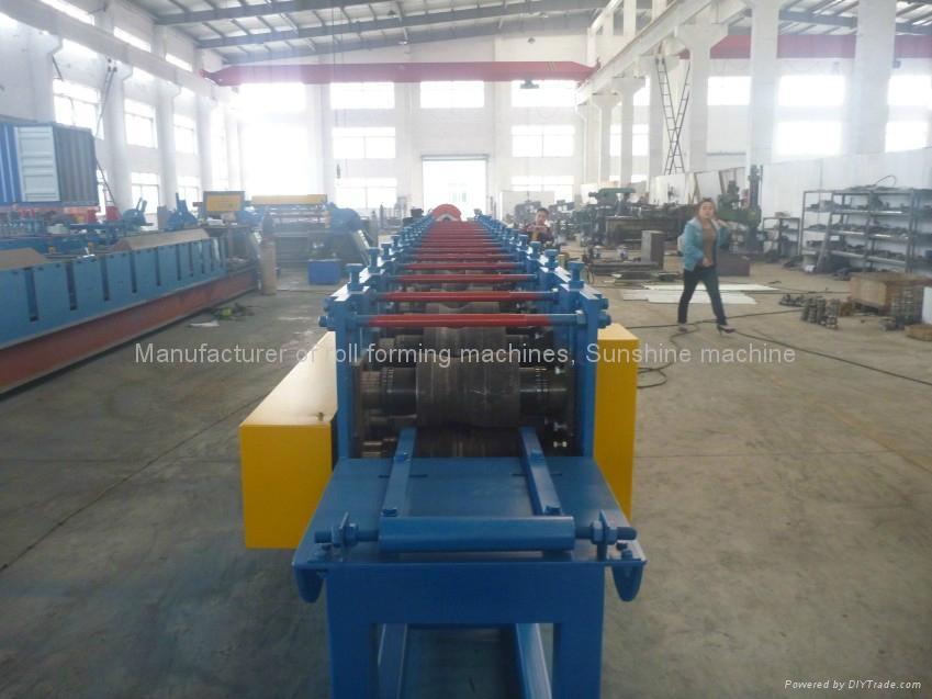 rolling shutter slats roll forming machine 1