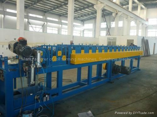 rolling shutter slats roll forming machine 3