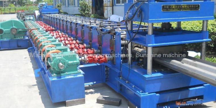 guardrail roll forming machine 3