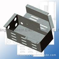 WELDON Perforated Sheet metal