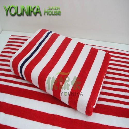 100% cotton jacquard solid color bath towel  5