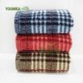 100% cotton AB yarn hand towel  2