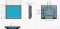 "15"" desktop touch monitor 4"