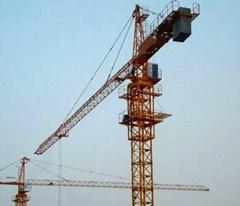 QTZ50 China tower cranes