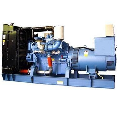 MTU diesel generator 1