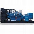 MTU diesel generator