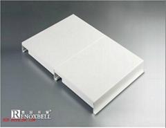 fluorocarbon aluminum panels