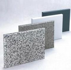 stone aluminum panel