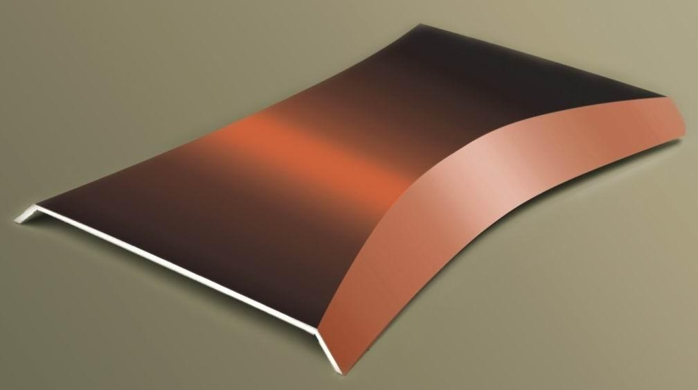 fireproof aluminum composite panel 1