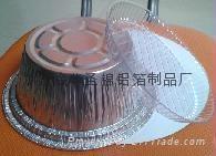 煲仔饭铝箔碗一次性