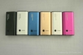 5000mAh New Portable Battery Phone Charger Power Bank for iphone/blackberry