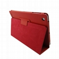 new design leather case for ipad2  3