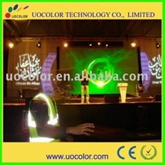 indoor led display for show/led backdrop display