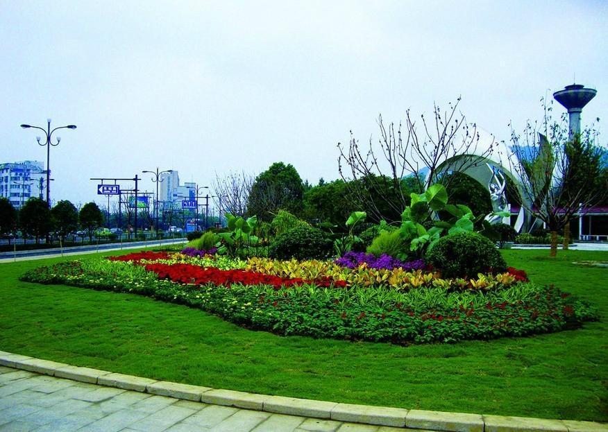 綠化園林 1