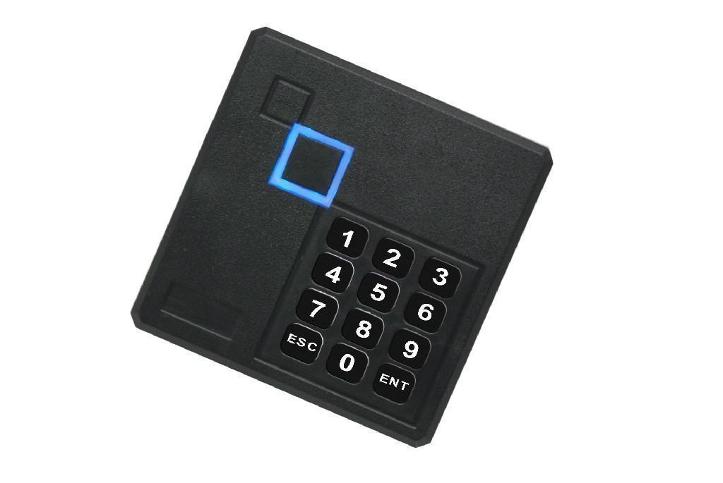 Rfid Card Reader Rfid Card Reader With Keypad 1