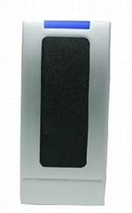 Metal Case, 125KHz Or 13.56MHz RFID Card Reader (08JV)