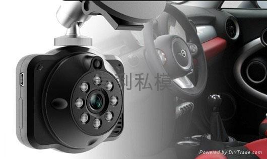720P高清行车记录仪 2