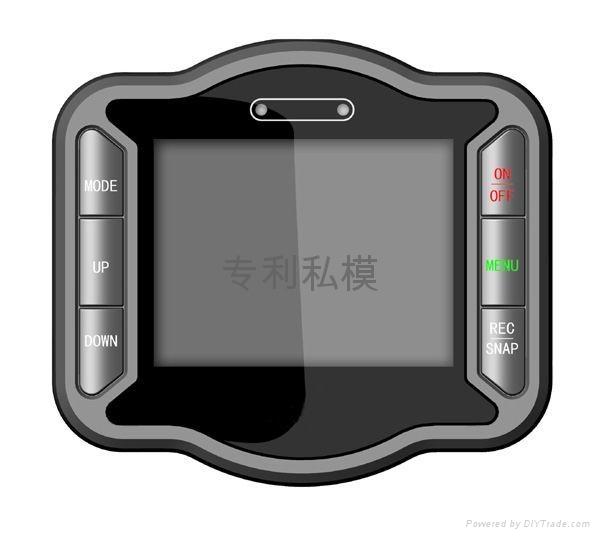 720P高清行车记录仪 5