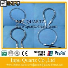halogen quartz heater lamp