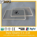 thin quartz glass sheet