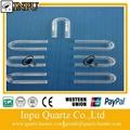 u bent quartz glass tube for thermocouple  2