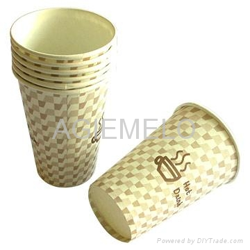 single wall paper cup 1