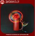 LED flashing message fan 3
