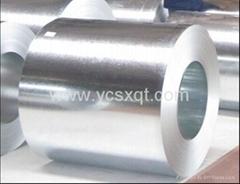Five elelment zinc alloy galvanized steel coil