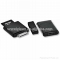New USB & SD OTG Connection Kit Card Reader For Samsung Galaxy Tab 10.1 8.9