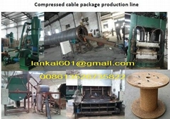 wooden cable reel machine 0086-13526735822