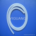 silicone rubber tube / tubing