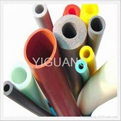 flame retardant silicone rubber hose tube