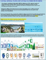 NATURAL MINERAL WATER - OSA ENRICHED