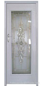 entry glass door 1