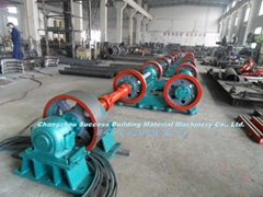 Pre-stressed Concrete Pile Spinning Machine