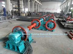 Pre-stressed Concrete Pole Spinning Machine