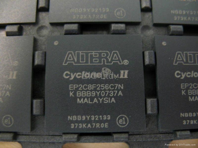 Sell ALTERA all series(FPGA,CPLD,ASIC) 1
