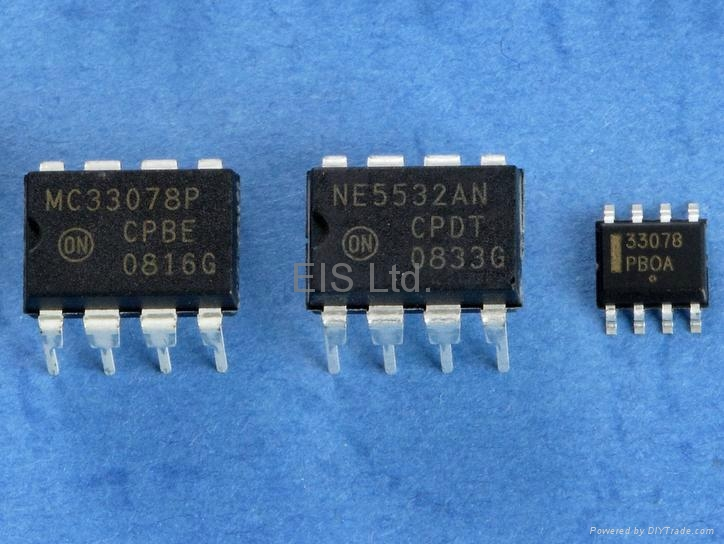 Sell ON SEMI all series ICs diodes transistor electronic components distributor 1