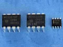 Sell ON SEMI all series ICs diodes transistor electronic components distributor