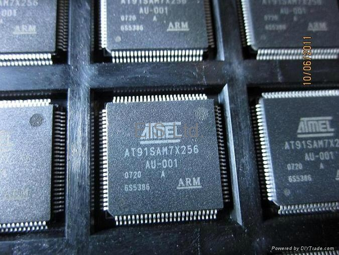 Sell ATMEL all series Electronic components 1